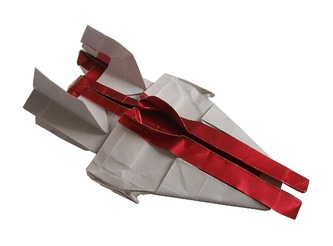 origami b wing